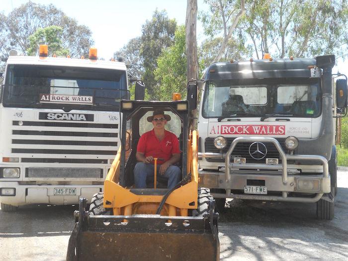 Truck machinery